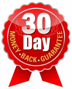 30 days Money Back Gurantee