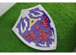 Link's Hylian Shield Replica for cosplyers