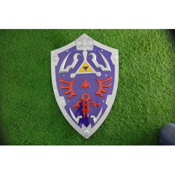 well crafted Hylian Shield