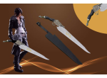 Squall Leonhart GunBlade Sword with authenticate details