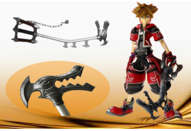 fatal crest keyblade replica for sale