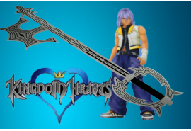 100% high quality Oblivion keyblade for sale