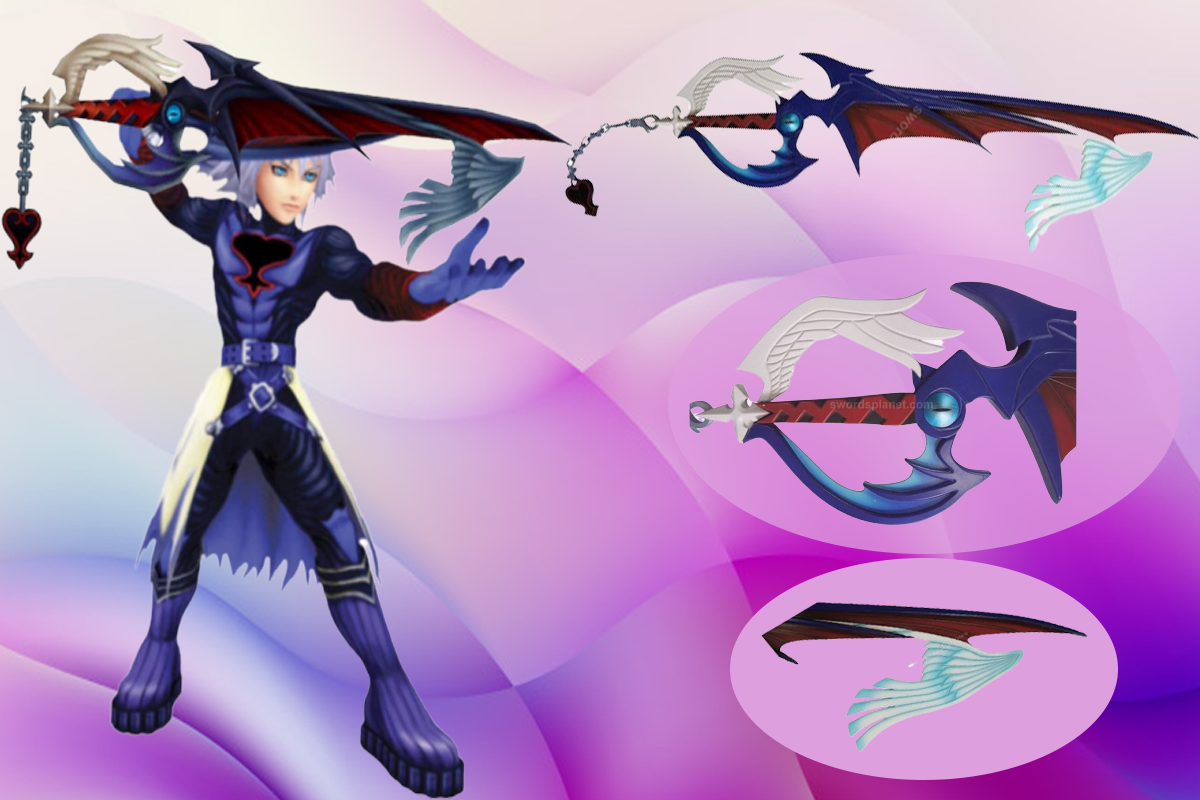 way to dawn keyblade is available for sale with 100% high quality material