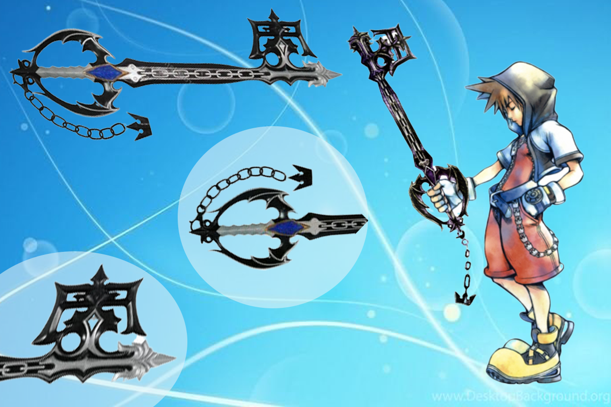 the best oblivion keyblade is up for sale