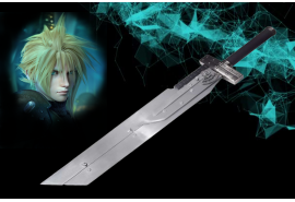 Stainless steel FF7 Buster Sword