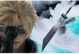 Cloud Strife Buster Sword 51""