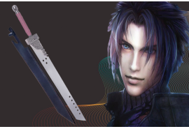 Zack Cloud Buster Sword 54""