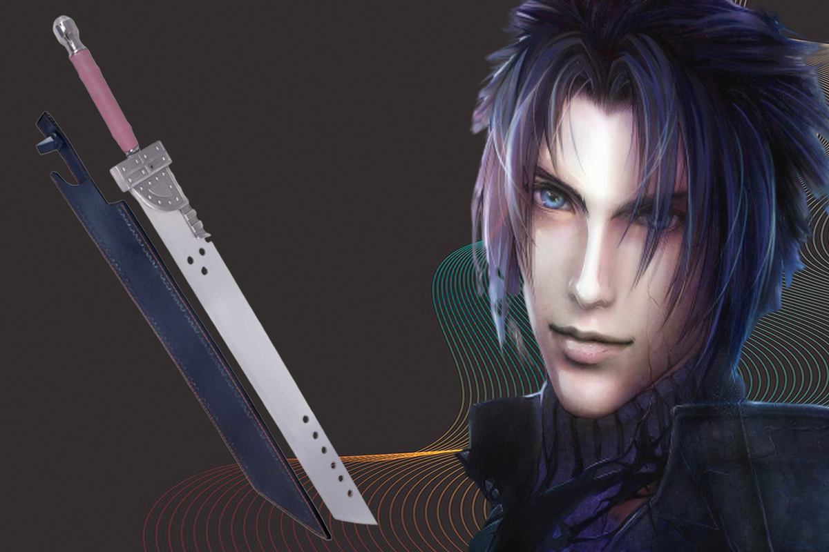 Zack Buster Sword from the popular Final Fantasy series