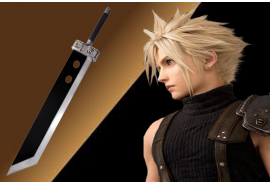 Cloud Buster Sword Black Edition