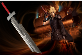 100% High quality cloud fusion sword