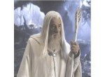 uniquely desined gandalf white staff