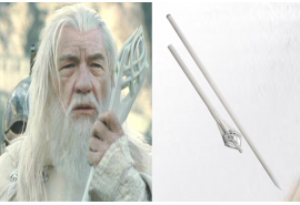 Gandalf Staff White Edition