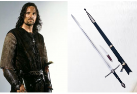 Aragorn Strider Sword with...