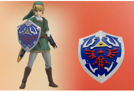 """Hylian Shield"""