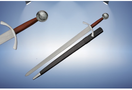 """Medieval Archers Sword"""