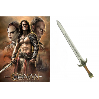 """Conan Father's Sword"""