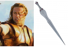 """Troy Achilles Sword"""