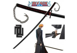 Bleach Bankai Cutting Moon Wooden Sword
