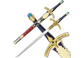 Royal Prince Fantasy Medieval Short Sword