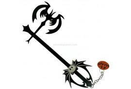 Kingdom Hearts Halloween Keyblade 37""