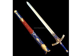 Fate Stay Night Saber Caliburn Cosplay Sword