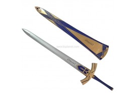 Fate Stay Night Saber Excalibur Avalon Cosplay Sword