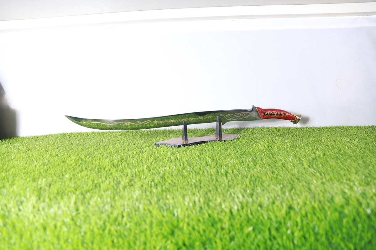 Hadhafang Arwen Sword with authenticate details